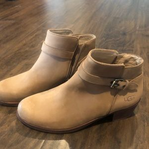 UGG Ankle Boot - size 9, never worn